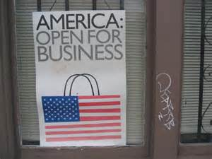 America Open for Business