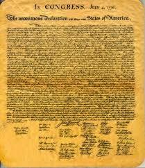 new declaration