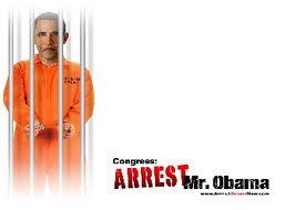 arrest Obama
