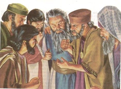 big pharisees
