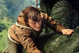 Jack climbing