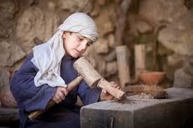 carpenter young Jesus