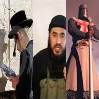 Isis, Jew and Crusader