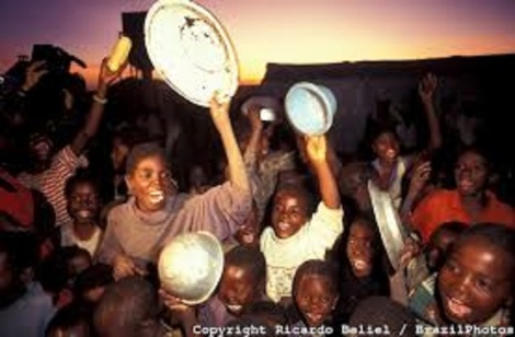 african children with bowls bigger