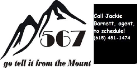 "Click here for information on ""567""--the Sermon on the Mount retold in story, song and music"