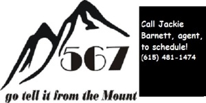 click above for information on 567!