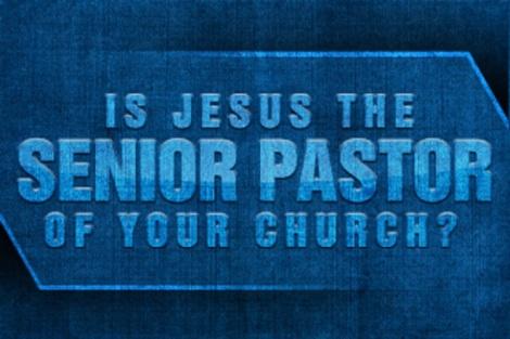 pastor Jesus big