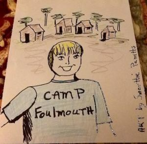 camp foulmouth