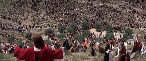 Sermon on  the Mount big