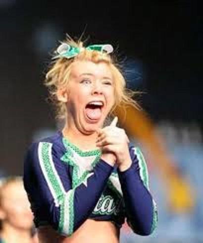 cheering big