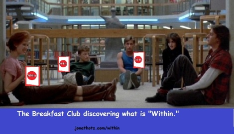 The Breakfast club Within