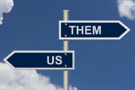 us them street sign