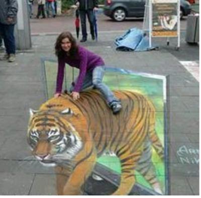 Chalk art 2
