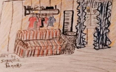 confessing room
