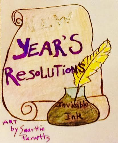 Cracked 5 New Year's Resolutions