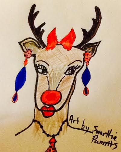 Rudolph Girl