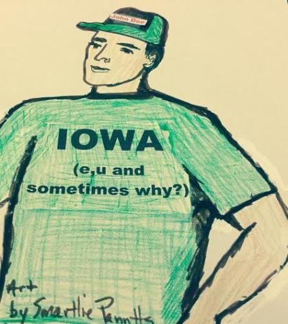 Cracked 5 Iowa