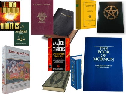 All the holy books