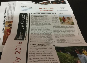 Good News Enola Newsletter