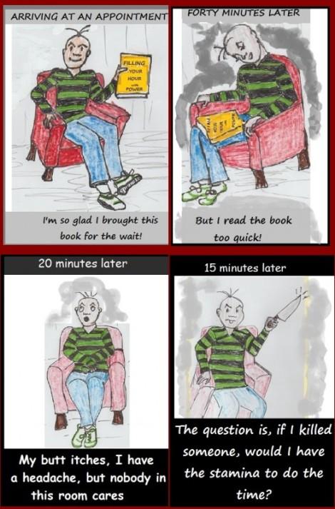 dudley-waiting-comic-strip