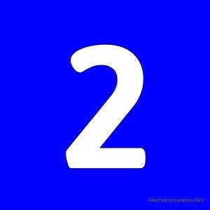 number-2